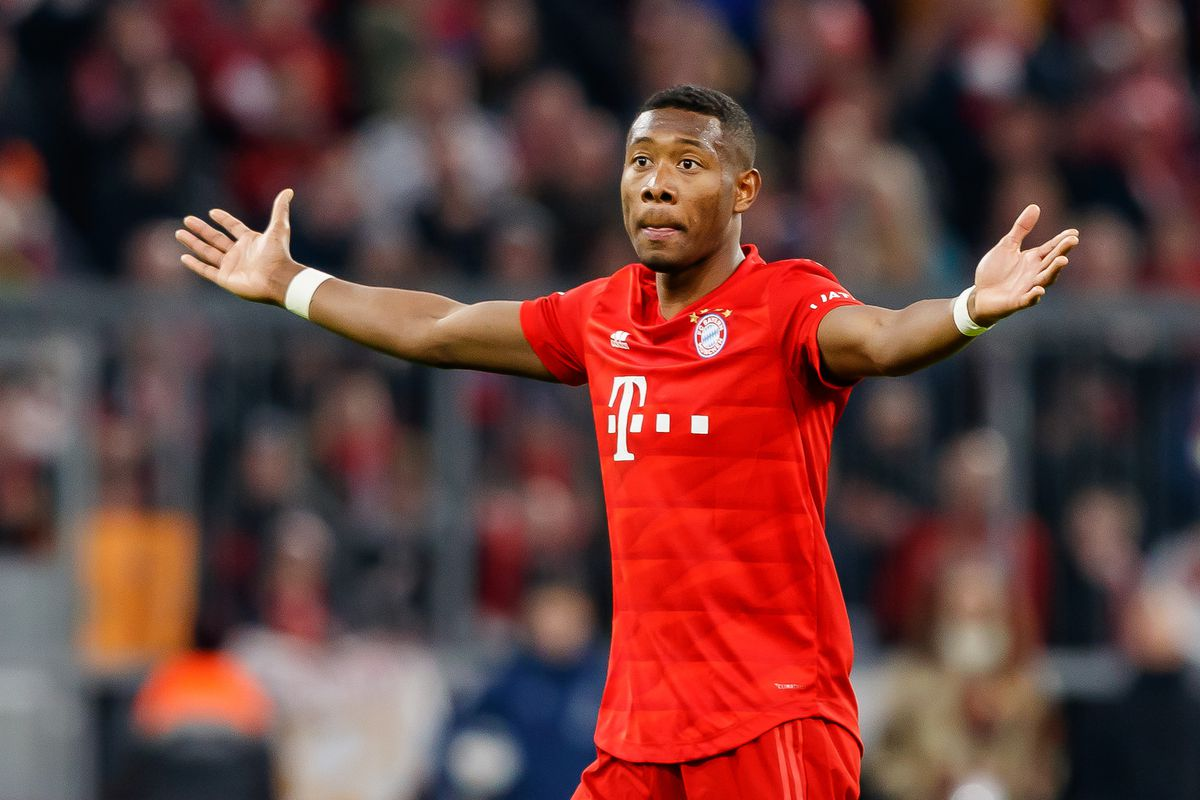 Bayer Munchen Siap Lepas David Alaba ke Man City